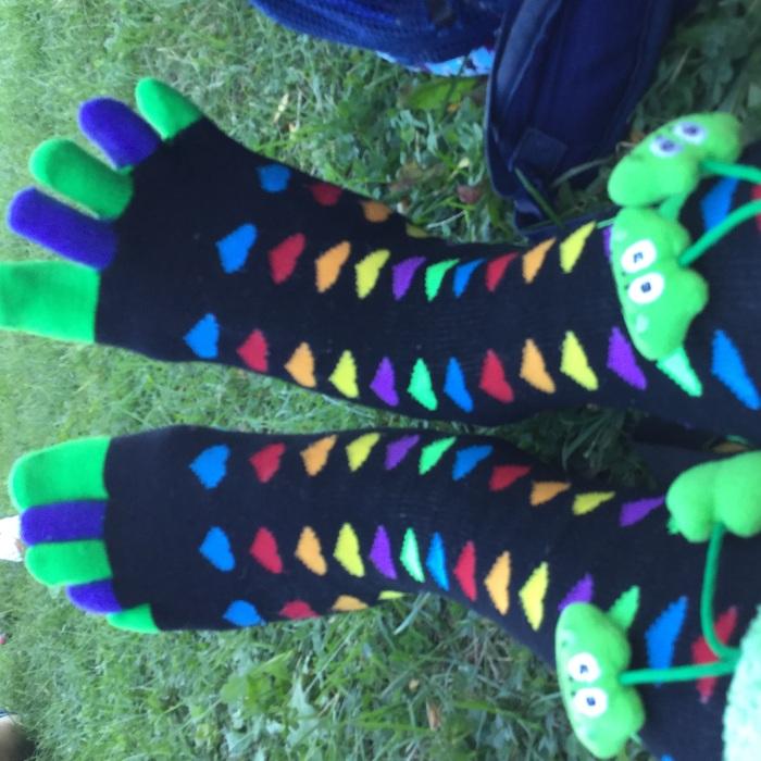 Hey Pandas, Show Me Your Favorite Pair Of Socks