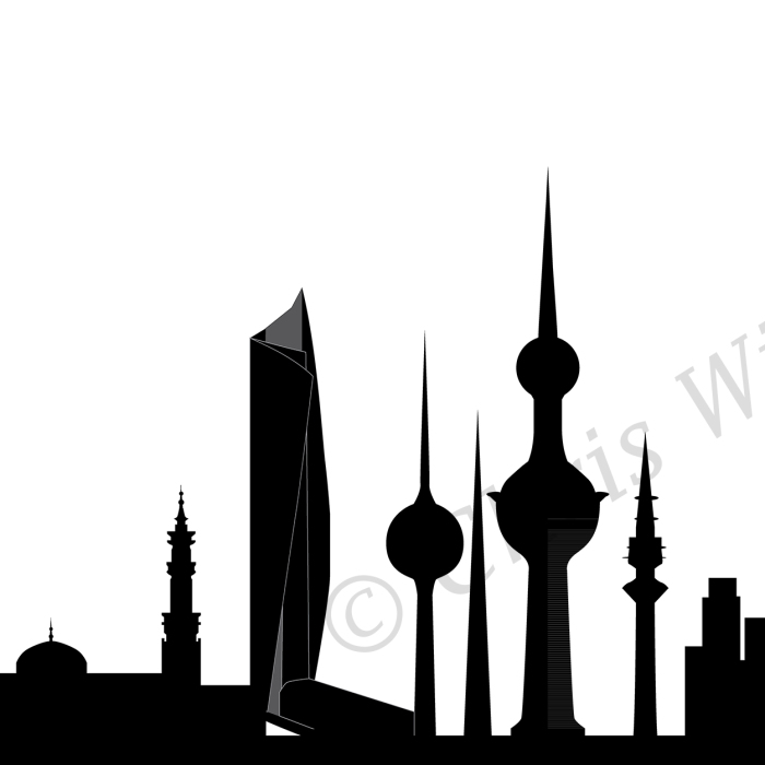 Illustrations Of Skylines From Cities All Over The World