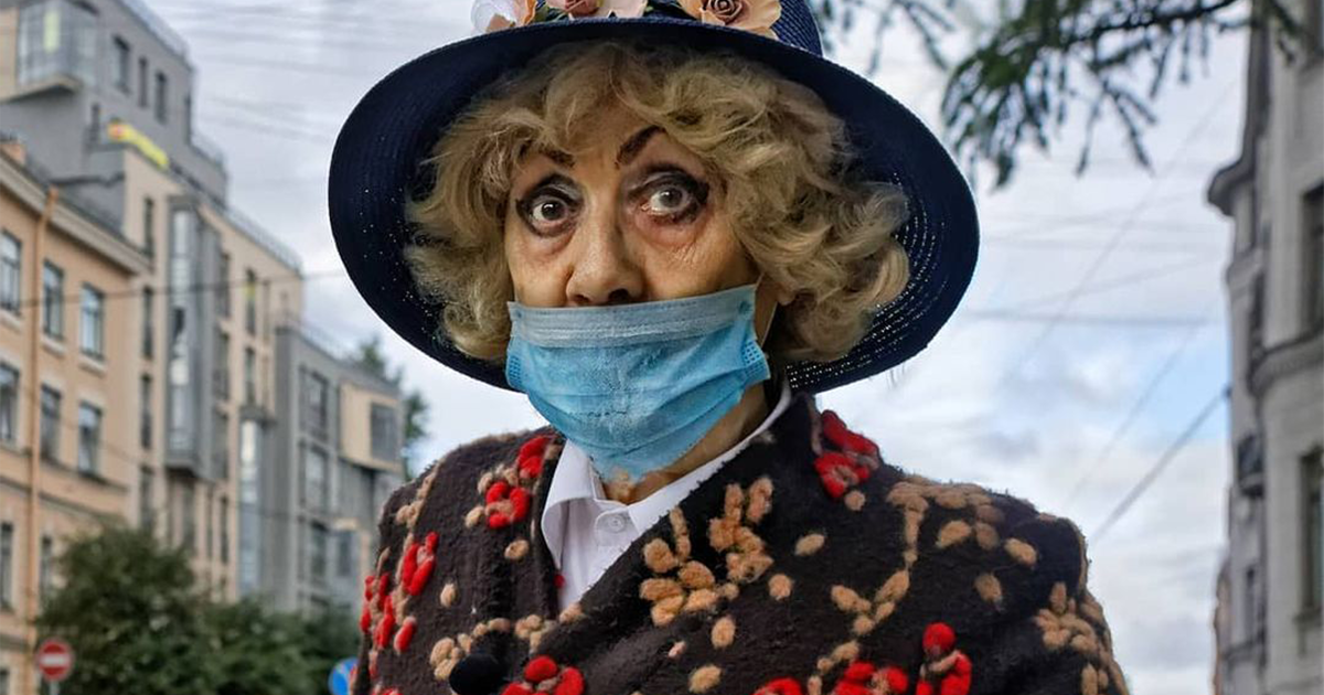 90 Honest Pictures Of Russia You'll Never See On Postcards By Street Photographer Alexander Petrosyan (New Pics)