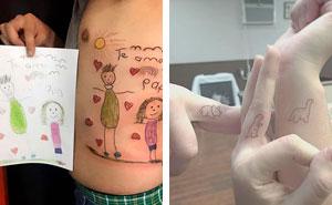 De lo simple a lo elaborado, estas personas comparten 40 interesantes ideas para el primer tatuaje