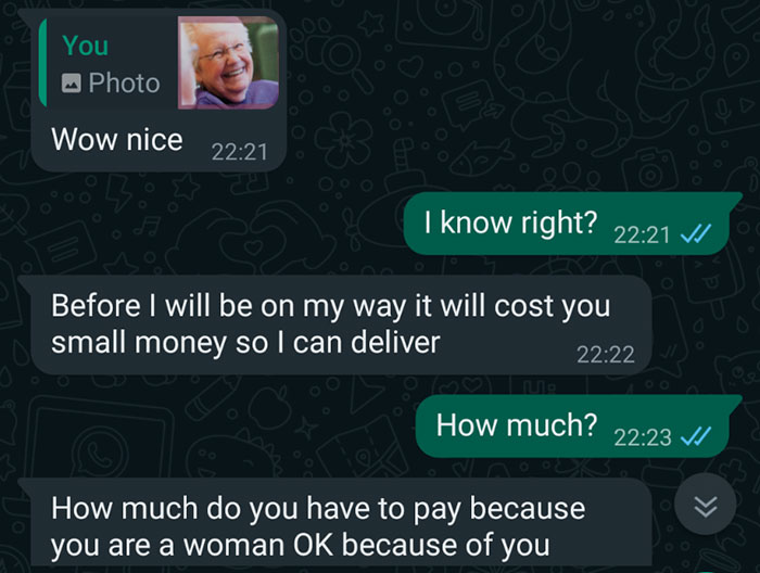 'Taking A Scammer For A Ride': Person Hilariously Wastes An Hour And A Half Of This Scammer's Day