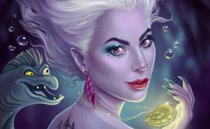 12 Celebrities Reimagined As Popular Dark Characters And Villains By Helen Morgun