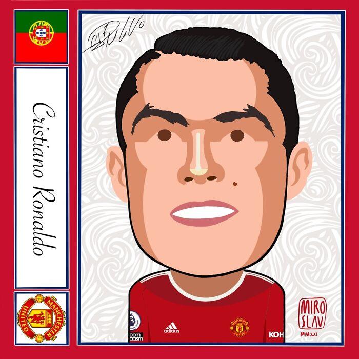 Ronaldo To Manchester United