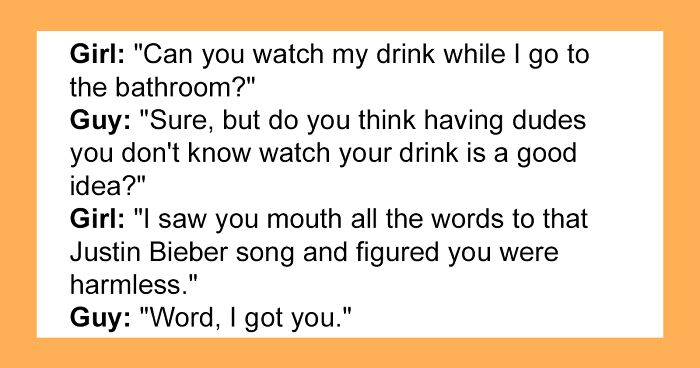 30 Funny Conversations That People Overheard At University And Decided They're Too Good Not To Share