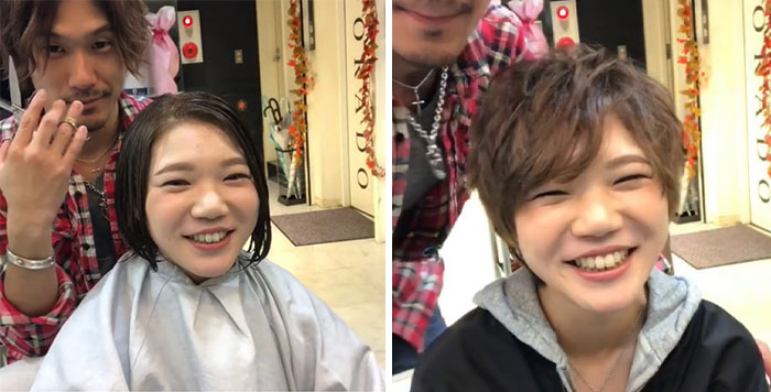 This Japanese Hairdresser Proves That Hairstyles Are Important (30 Pics)