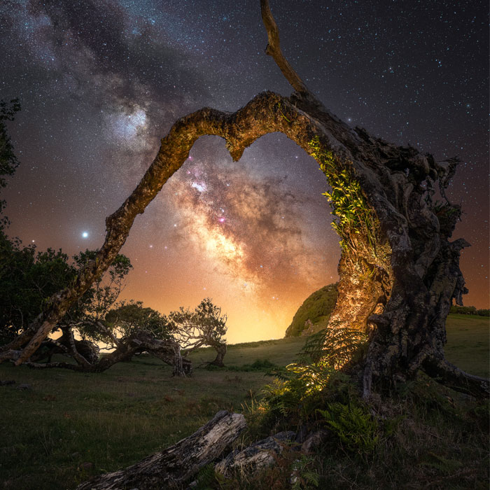 I Capture The Magic And Beauty Of The Night Sky In My Mystical Photos (24 New Pics)