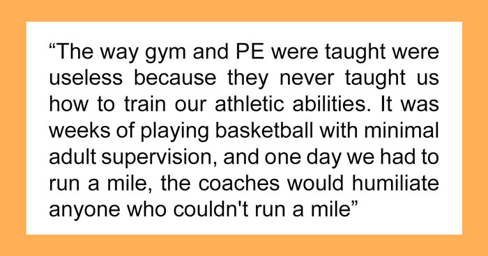 """30 Things Taught In School That Raise The Question """"What Was The Point?"""" As Shared By People In This Online Group"""