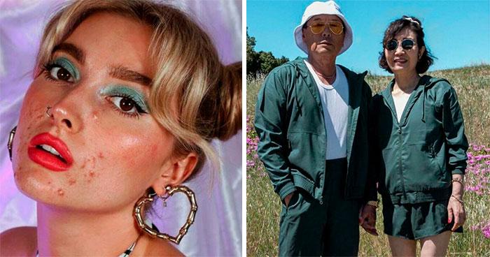 'Belleza real': 30 fotos compartidas en el grupo 'Instagram Vs. Realidad' que contrastan con las que están photoshopeadas