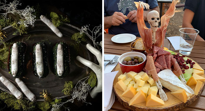 40 Halloween-Themed Foods That Are Too Spooky To Eat