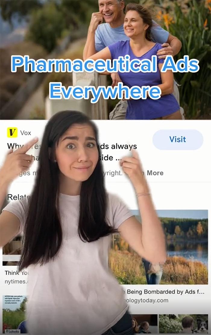 Pharmaceutical Ads Everywhere