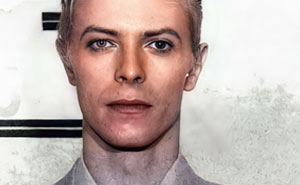 Took Vintage B&W Mugshots Of Famous People, Colorized And Restored Them (23 Pics)