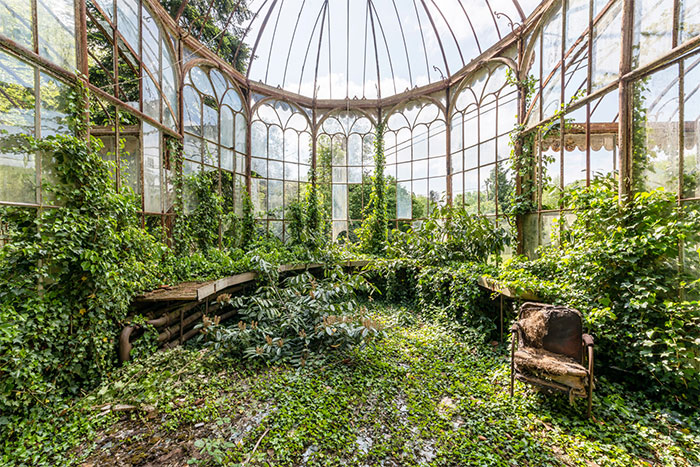 What If We Disappeared: The World Without Us: My Photo Project About Abandoned Locations (30 Pics)