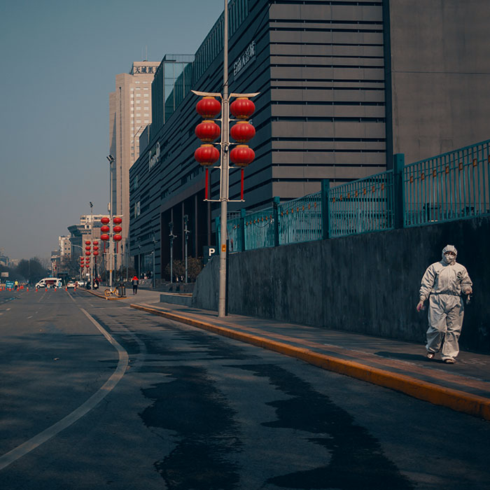 30 Dream-like Pictures I Took In Xi'an, China During The Covid-19 Pandemic