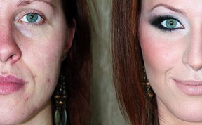 13 Amazing Before And After Makeup Photos