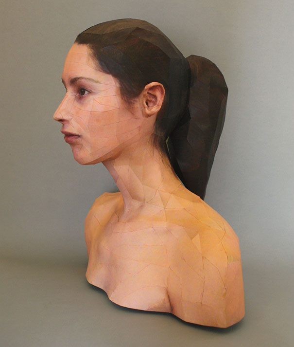 Portrait Of Rozemarijn Lucassen