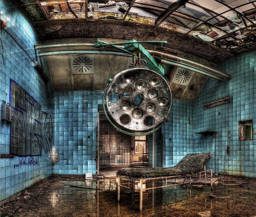 16 Φωτογραφίες εγκαταλελειμμένων χώρων abandoned places 22 2