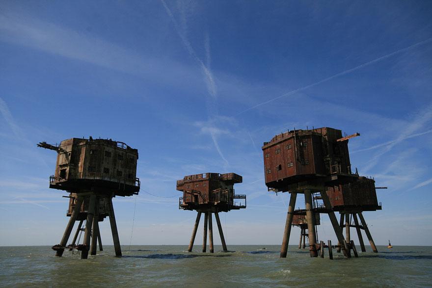 16 Φωτογραφίες εγκαταλελειμμένων χώρων abandoned places 4