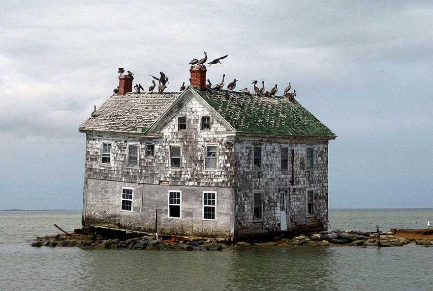 16 Φωτογραφίες εγκαταλελειμμένων χώρων abandoned places 5