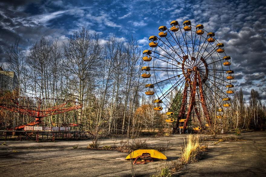 16 Φωτογραφίες εγκαταλελειμμένων χώρων abandoned places 6 1