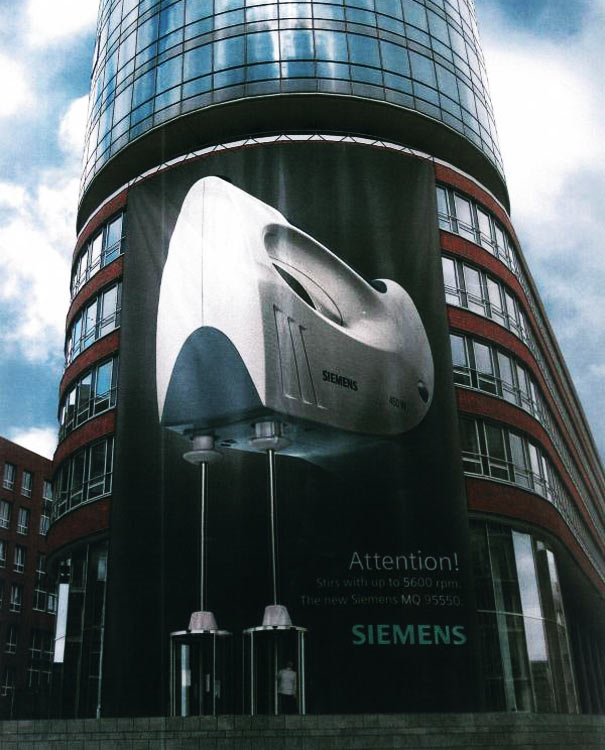 20 Most Creative Ads on Buildings