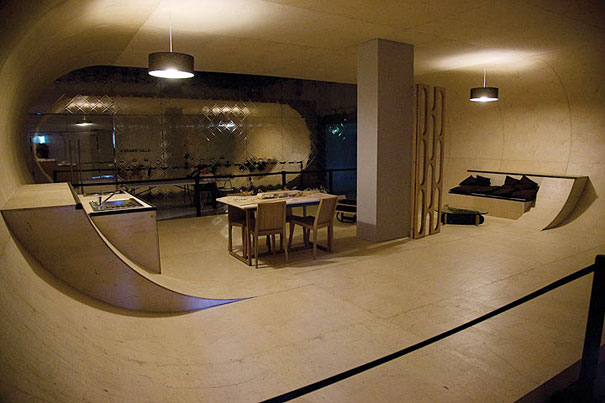 26  Skate park Room 33 Amazing Ideas That Will Make Your House Awesome Bored Panda