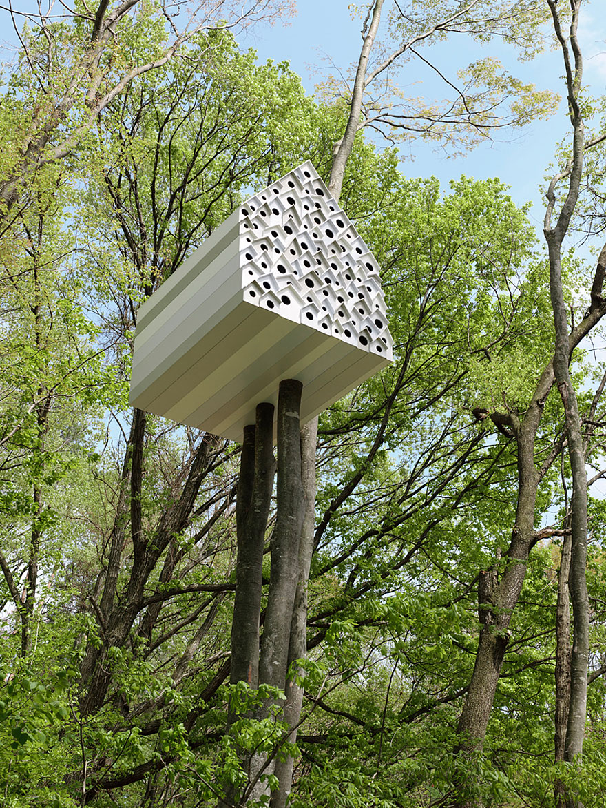 Cool Treehouses For Kids 17 Of The Most Amazing Treehouses From Around The World Bored Panda