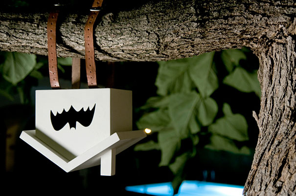 Bat House by Estres Studio
