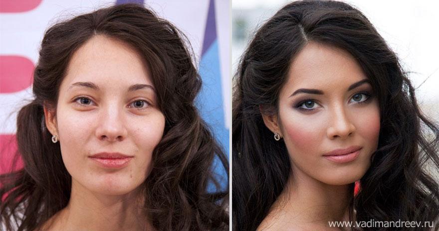 Как стать красивой внешностью