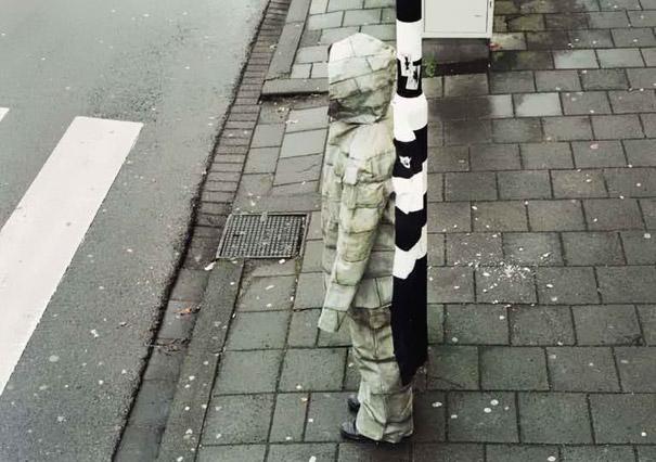 amazing camouflage art by desiree palmen bored panda