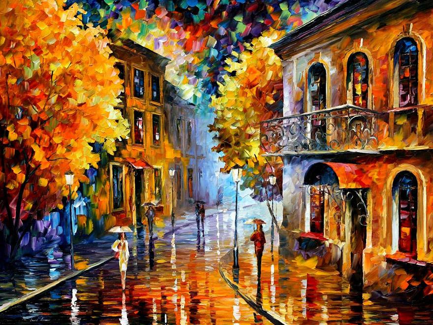дождь фото рисунок