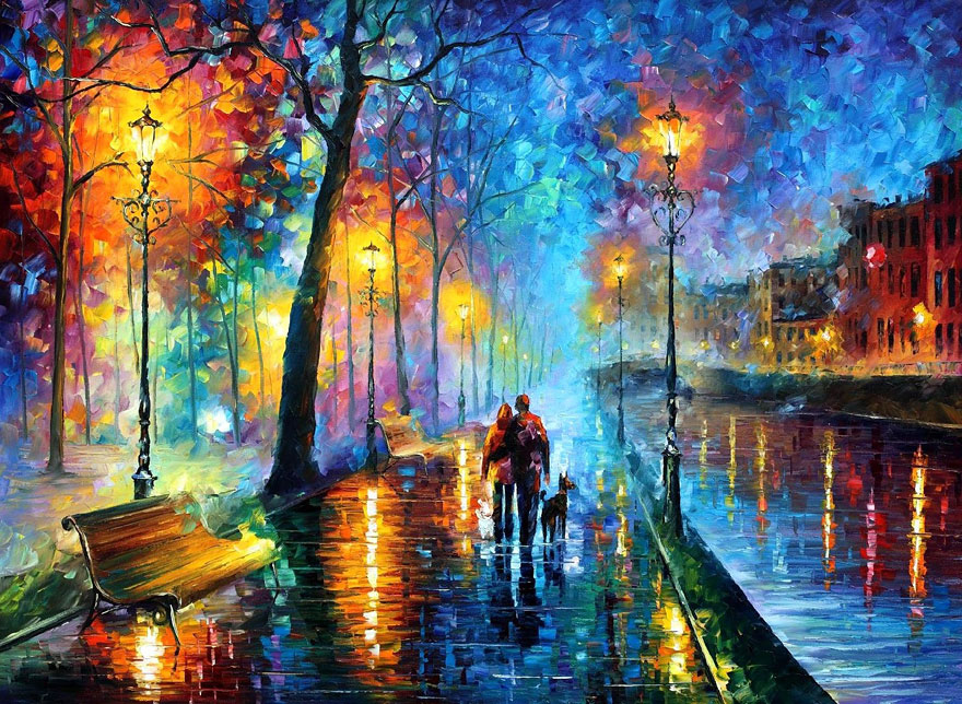 Thus, I enjoy creating inspired and beautiful paintings from the bottom of  my soul. Each of my artworks reflects my feelings, sensitivity, passion, ...