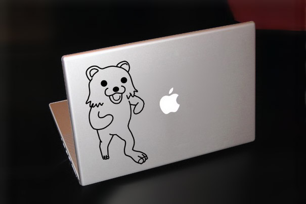 25 Cool And Creative Macbook Stickers Bored Panda