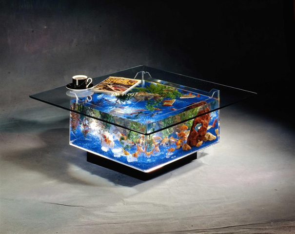22 Unusual And Creative Aquariums Bored Panda