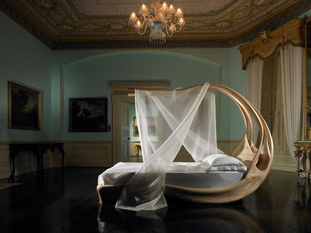 High Quality This Bed Embraces And Protects, Creating A Personal Environment Beyond Its  Function. (Designer: Joseph Walch) Design Inspirations