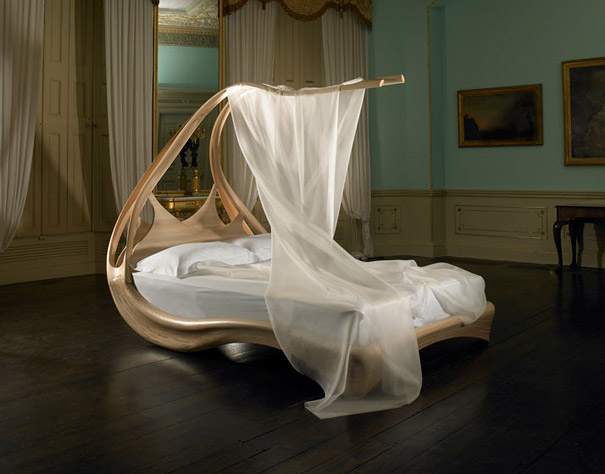 26 Cool And Unusual Bed Designs Bored Panda