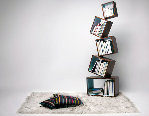 Unique Bookshelves 33 creative bookshelf designs | bored panda