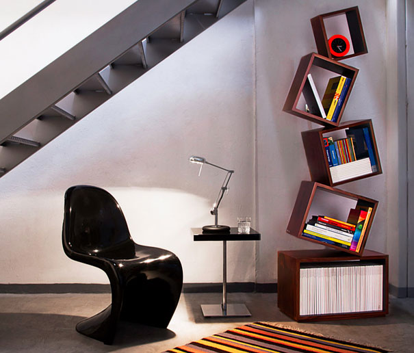 Creative Bookshelf Design : Creative bookshelf designs bored panda