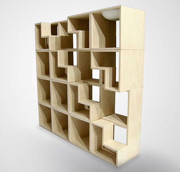 33 creative bookshelf designs | bored panda
