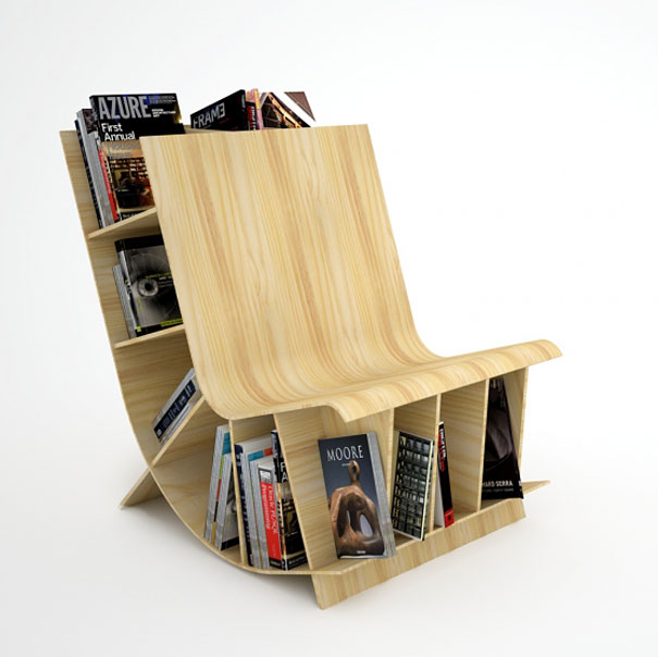 11 bookseat