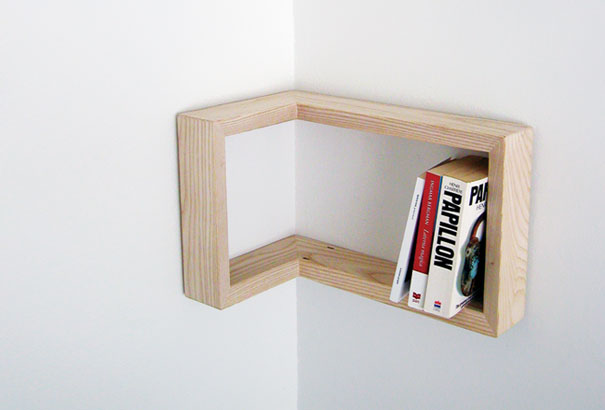 Awe Inspiring 33 Creative Bookshelf Designs Bored Panda Largest Home Design Picture Inspirations Pitcheantrous