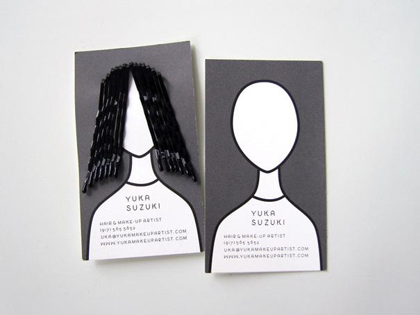 Yuka Suzuki Business Card
