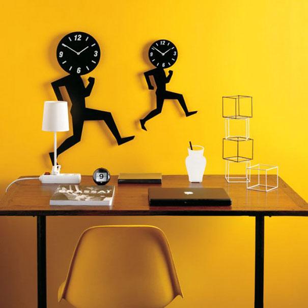 25 Cool And Unusual Clocks Bored Panda