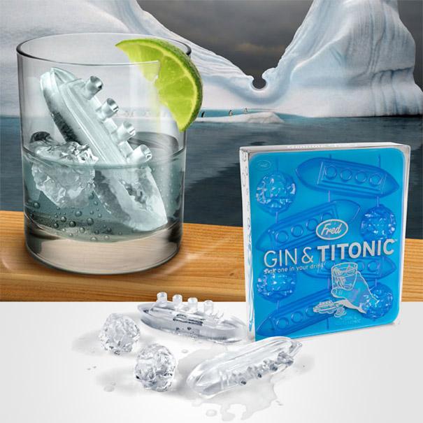 15 Gin Titonic Ice Ahoy