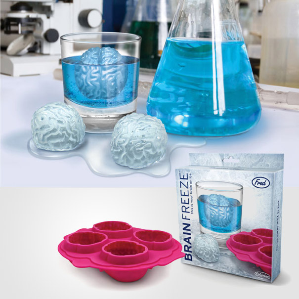 25 Unique And Creative Ice Cube Trays