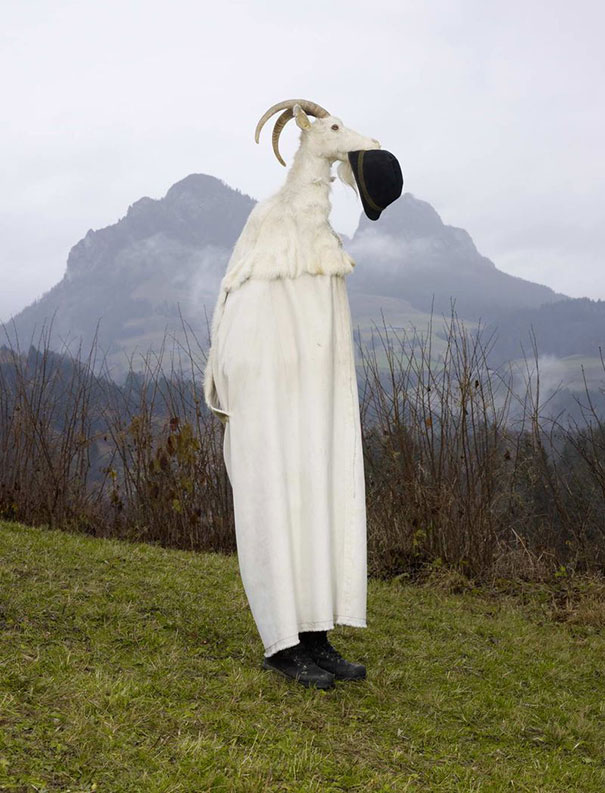 Creative Costumes of Still-Practiced Pagan Rituals of Europe (19