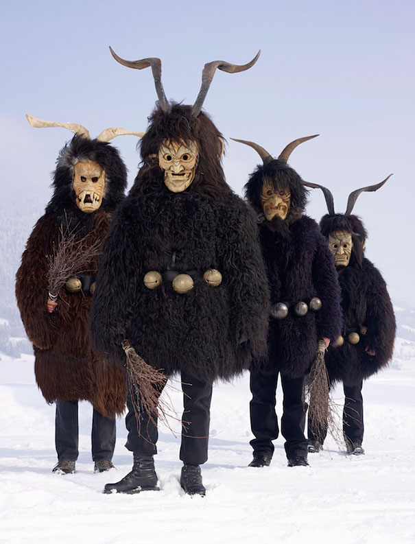 Creative Costumes of Still-Practiced Pagan Rituals of Europe (19 pics) | Bored Panda  sc 1 st  Bored Panda & Creative Costumes of Still-Practiced Pagan Rituals of Europe (19 ...