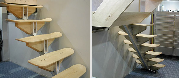 Furniture Design Architecture 25 unique and creative staircase designs | bored panda