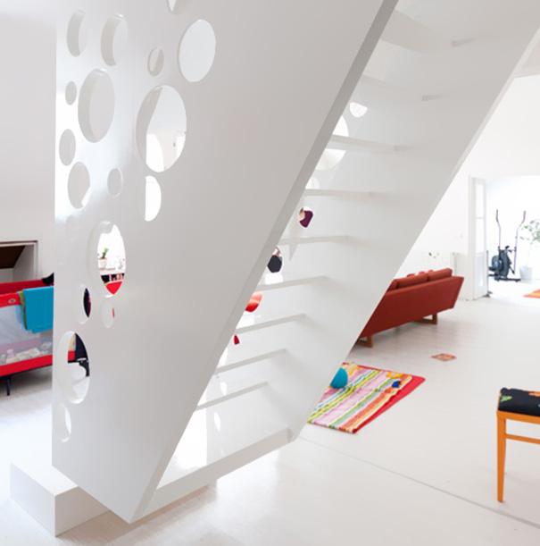 Creative Staircase Design Ideas: 25 Unique And Creative Staircase Designs