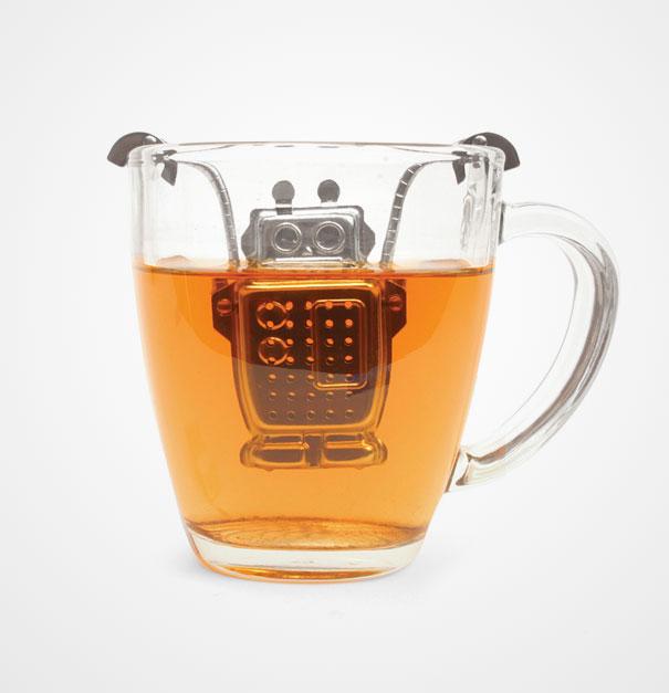Tea bobber