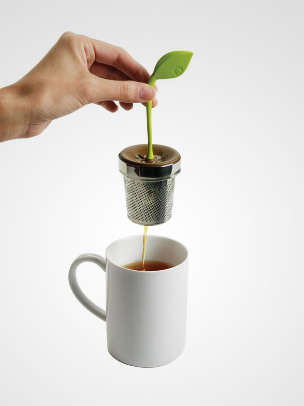 15 Cool and Creative Tea Infusers